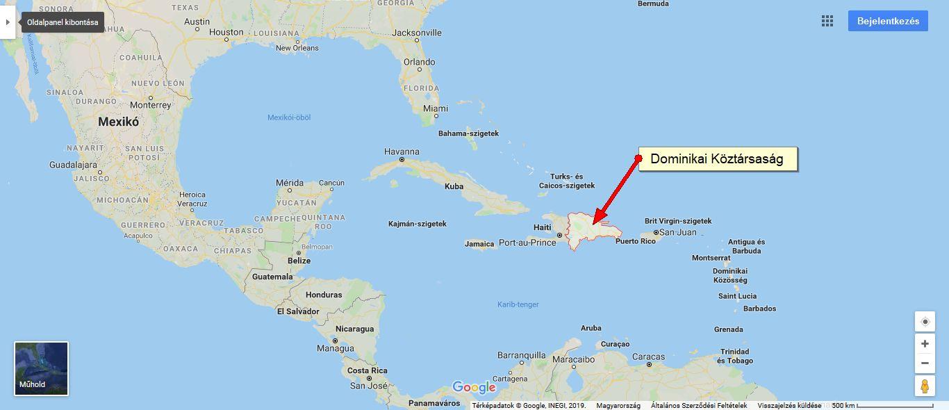 Hol van Dominika? Tui Utazás