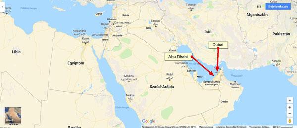 Egyesült Arab Emirátusok Tui