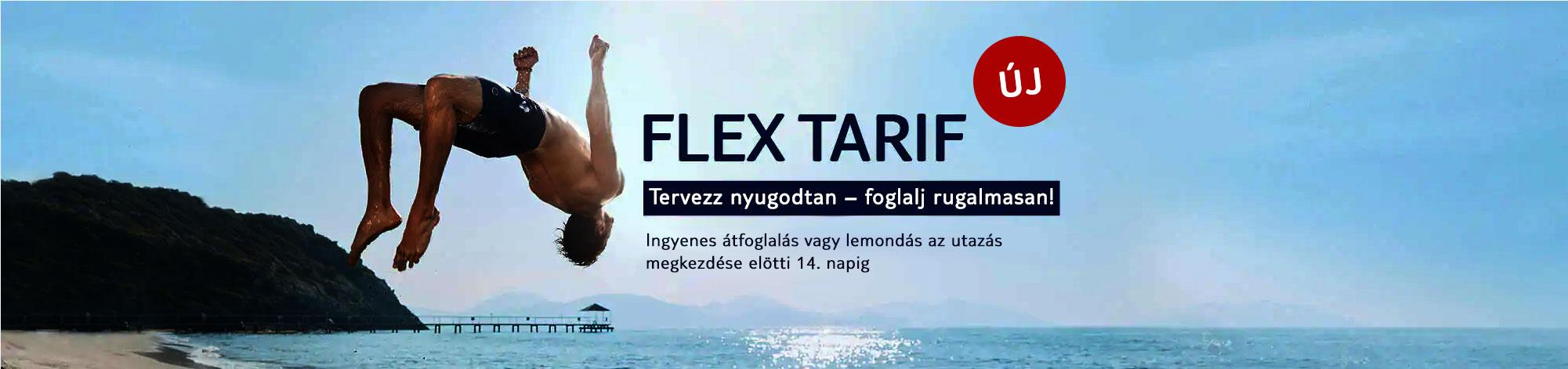 Flex tarif