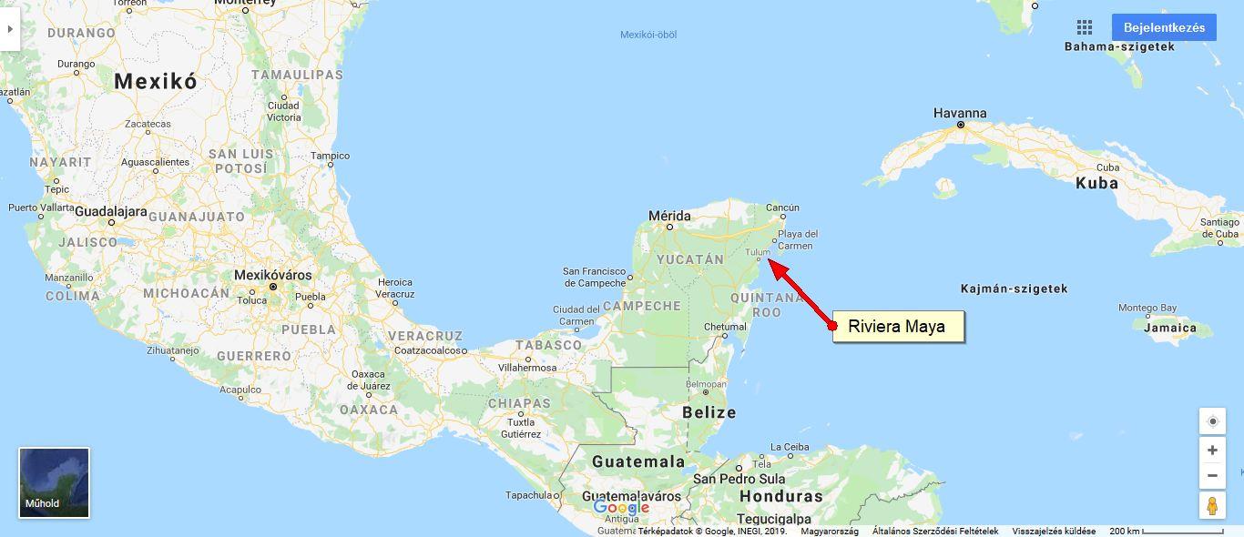 Hol van Mexikó - Tui Utazás