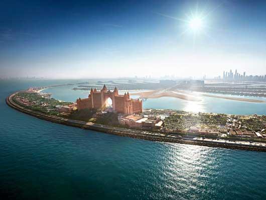 Atlantis – The Palm***** Egyesült Arab Emírségek, Dubai, Dubai